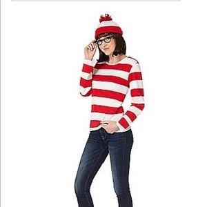 Other - Where's Waldo, where's wenda costume